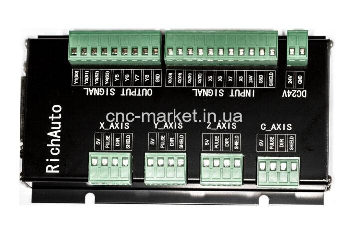 Фото 4 - DSP контроллер на 3 оси Rich Auto A11E.