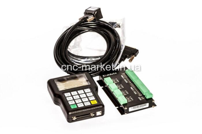 Фото 5 - DSP контроллер на 3 оси Rich Auto A11E.