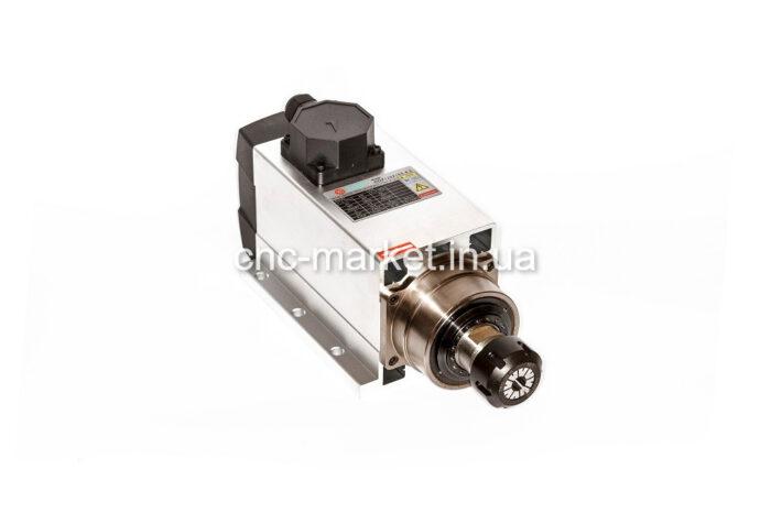 Фото 2 - Шпиндель GDZ120X103-4,5 с воздушным охлаждением 4.5 кВт,ER32 (220V).