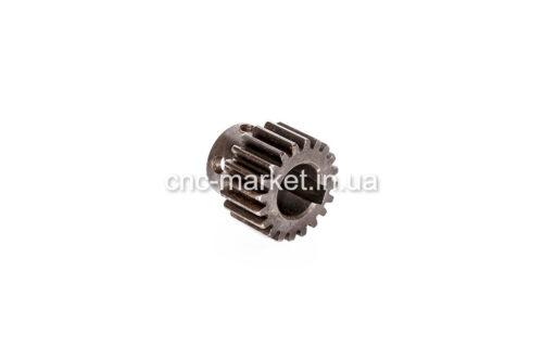 Фото 2 - Зубчатые колеса (модуль 1.25) приямой зуб M1.25-Z20-27 (шпонка 5).