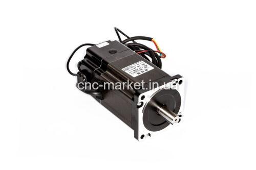 Фото 3 - Шаговый двигатель 86BYG250D-S 8,5Нм с электротормозом.