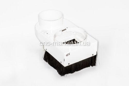 Фото 1 - Щетка-переходник для шпинделя под вытяжку (125мм).
