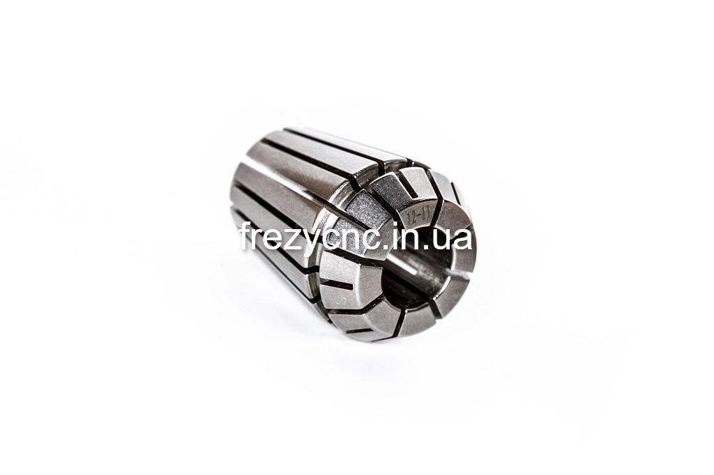 Цанга ER25 11-12 мм (P≤0.008 мм)