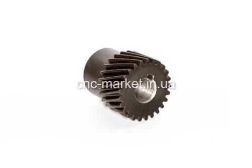 Фото 4 - Зубчатые колеса (модуль 1.5) косой зуб M1.5-Z25-16 (шпонка 5).