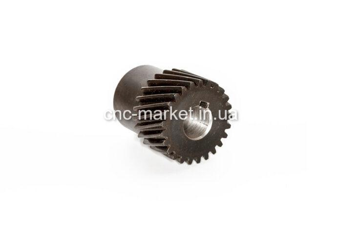 Фото 2 - Зубчатые колеса (модуль 1.5) косой зуб M1.5-Z25-16.