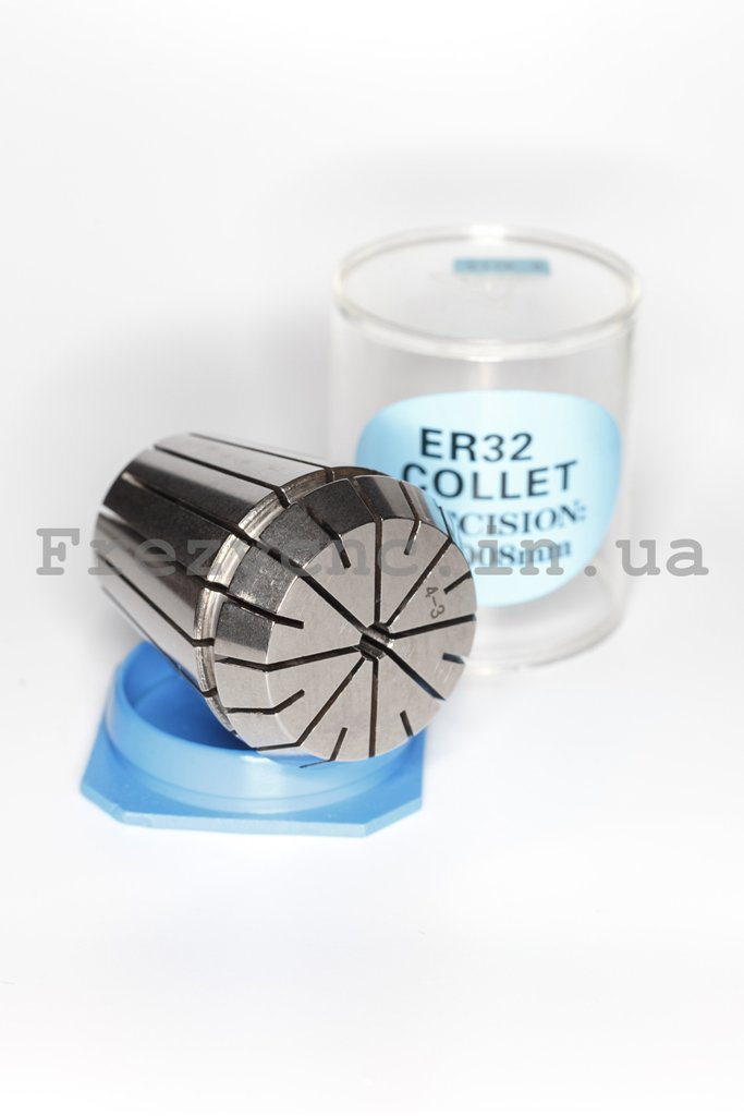 Фото 2 - Цанга ER32 3-4 мм (P≤0.008 мм).