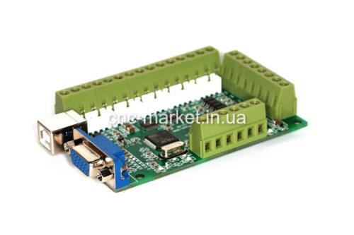 Фото 5 - Интерфейсная плата BL-USB MACH-V3.1 на 5 осей (200 КГц) (АКЦИЯ).