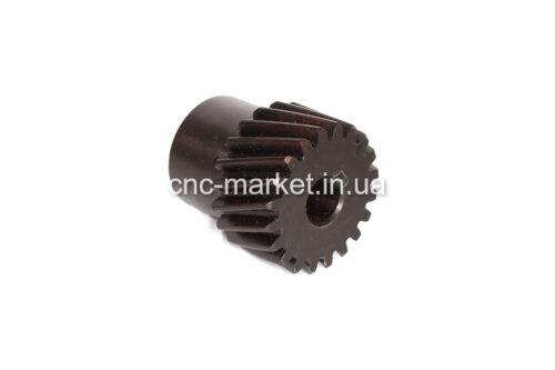 Фото 6 - Зубчатые колеса (модуль 1.5) косой зуб M1.5-Z25-14 (шпонка 5).