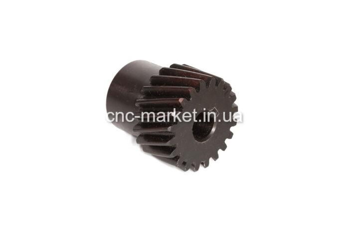 Фото 1 - Зубчатые колеса (модуль 1.5) косой зуб M1.5-Z25-14 (шпонка 5).