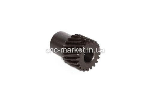 Фото 3 - Зубчатые колеса (модуль 1.5) косой зуб M1.5-Z20-14 (шпонка 5).