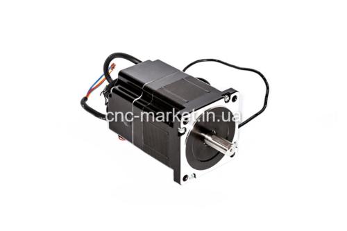 Шаговые двигатели с электротормозом